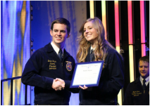 New Mexico FFA Degrees