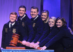 PictureNew Mexico FFA National Officers